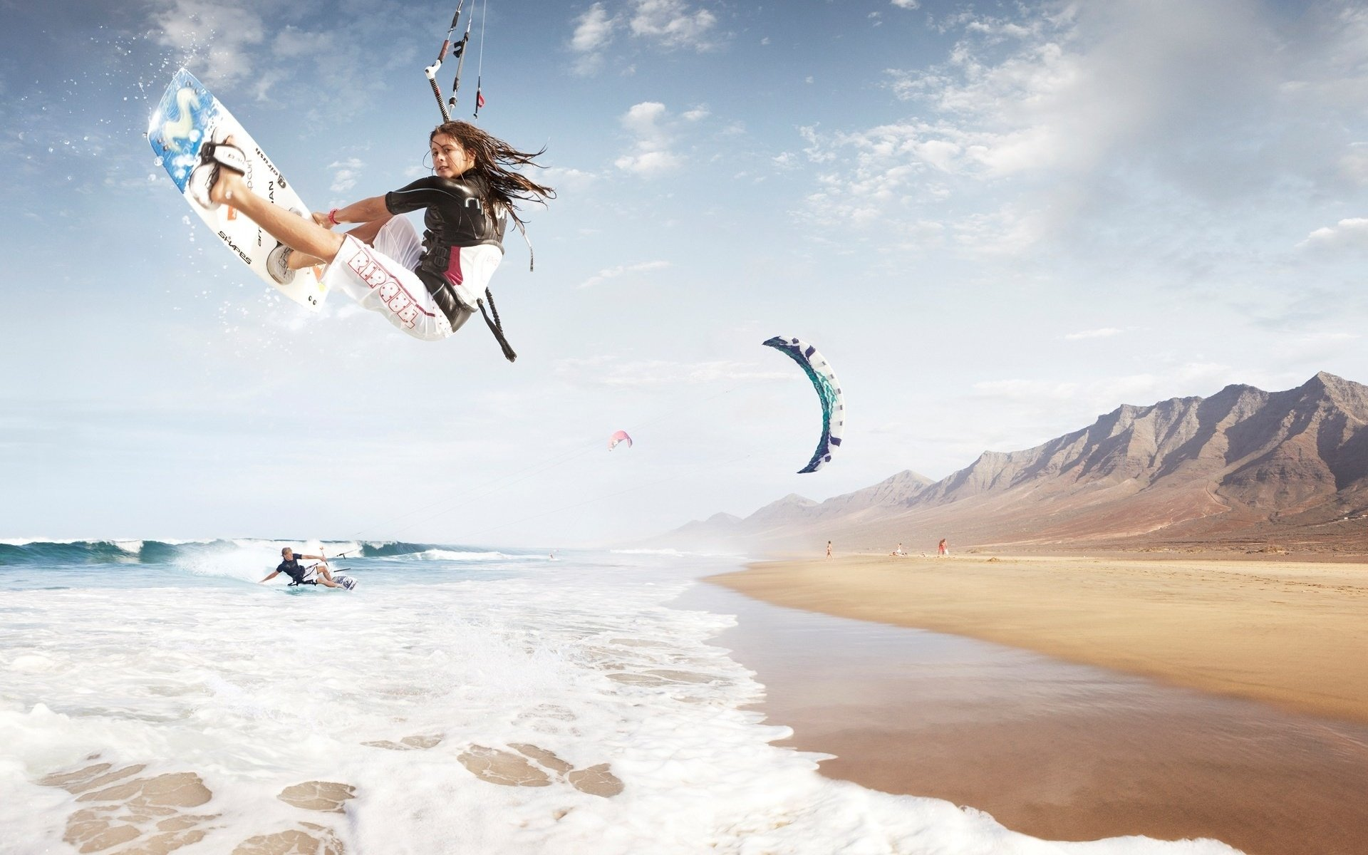 1920x1200 - Kitesurfing Wallpapers 33