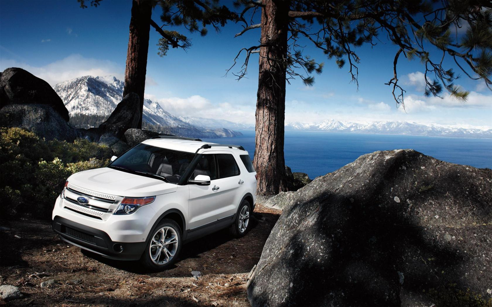 1680x1050 - Ford Explorer Wallpapers 13