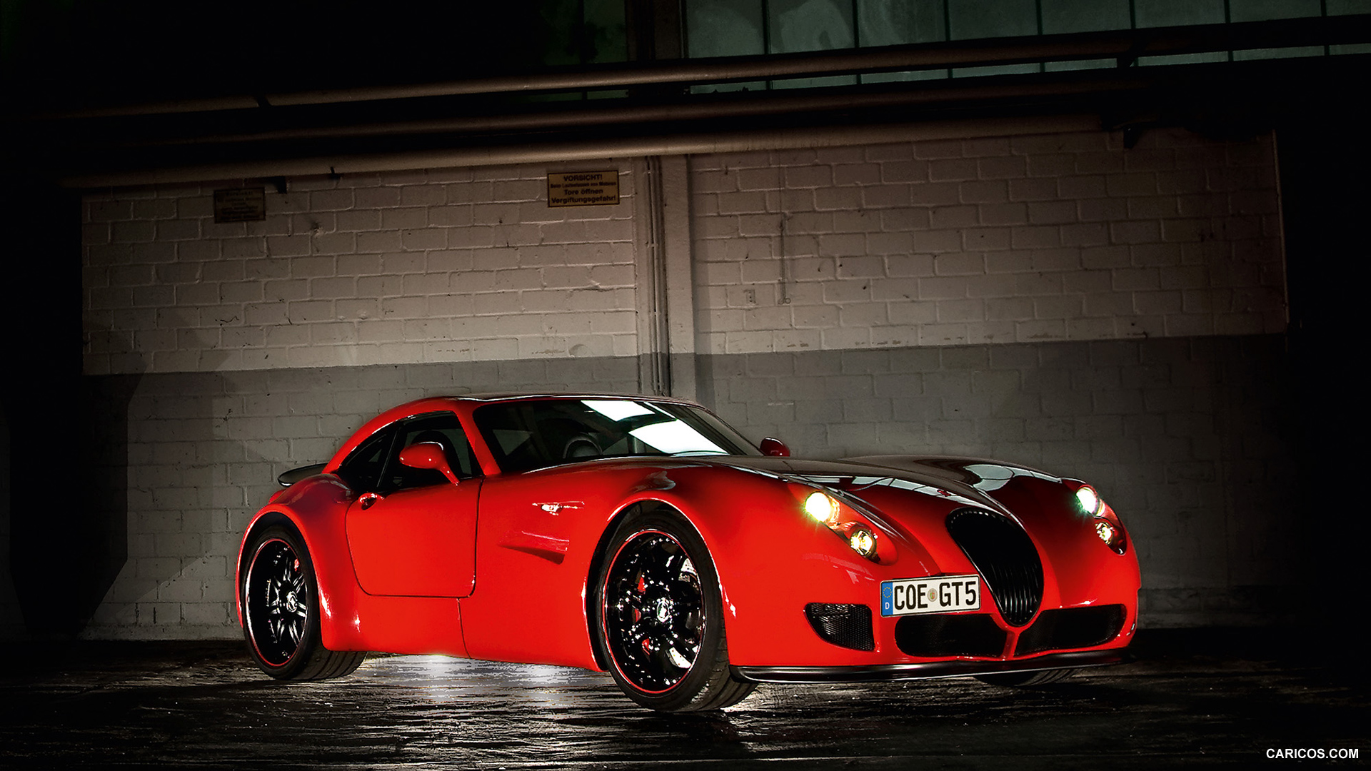 1920x1080 - Wiesmann GT MF5 Wallpapers 3