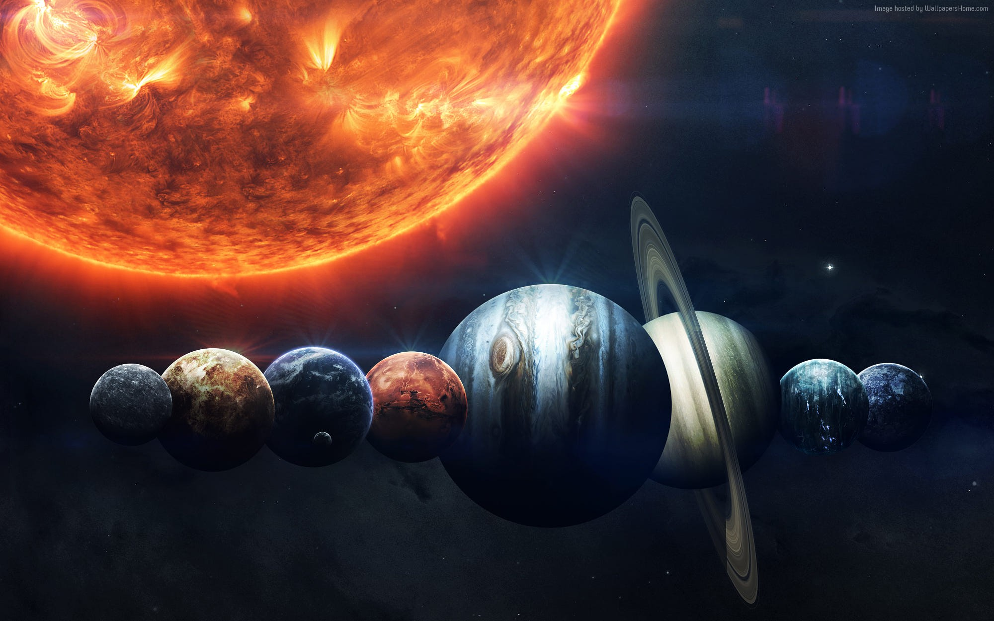 2000x1250 - Planets Wallpapers 2