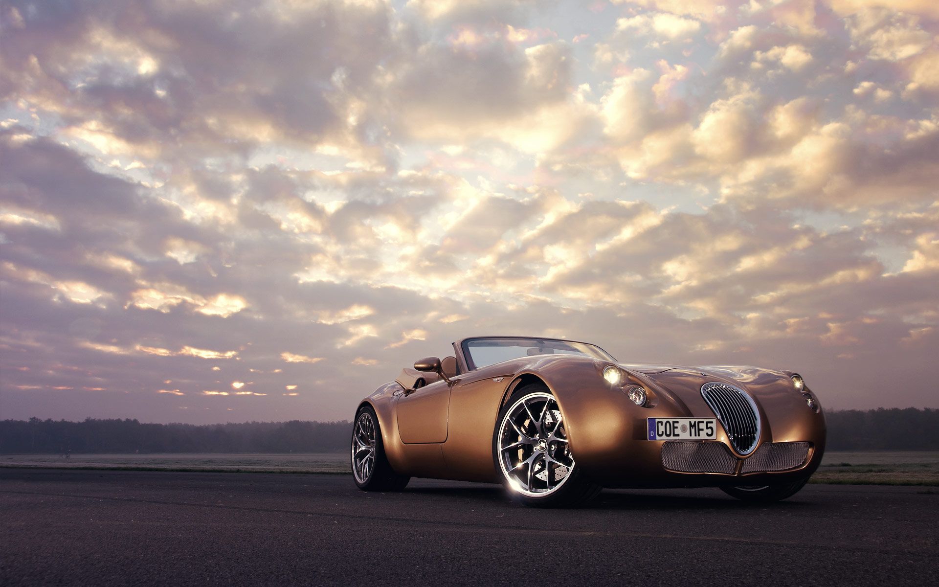 1920x1200 - Wiesmann GT MF5 Wallpapers 8