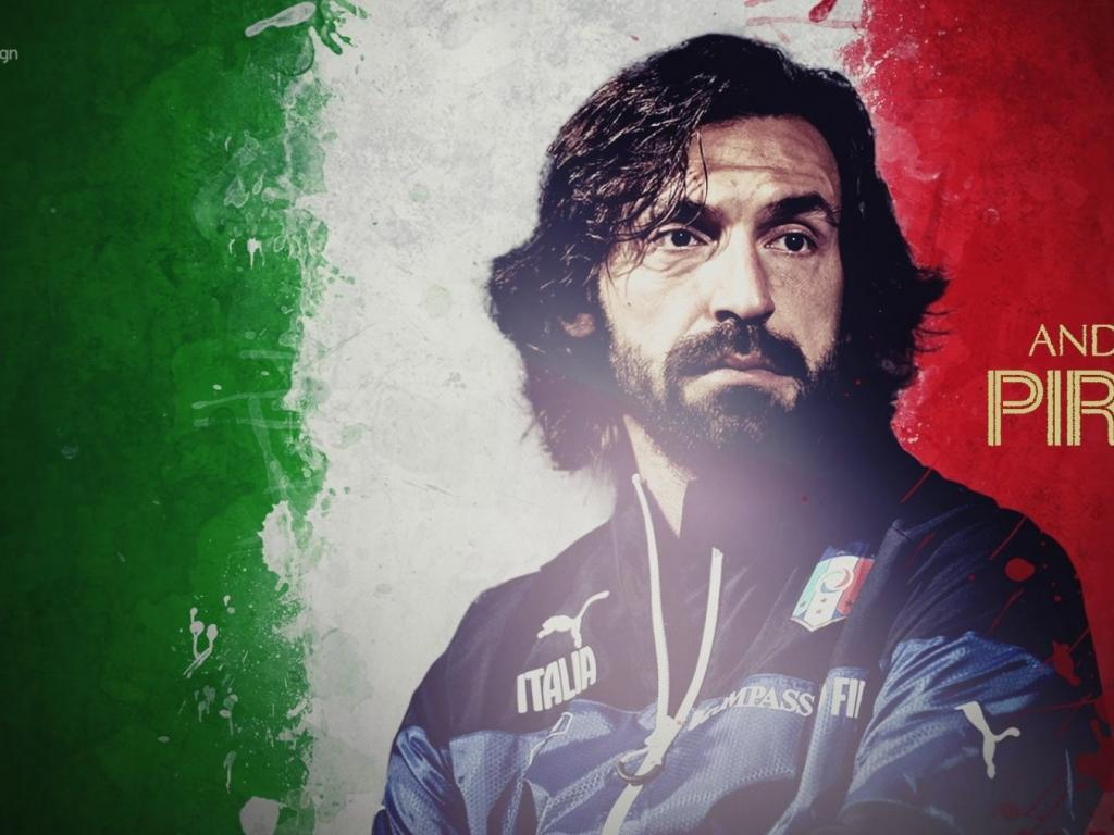 1024x768 - Andrea Pirlo Wallpapers 16