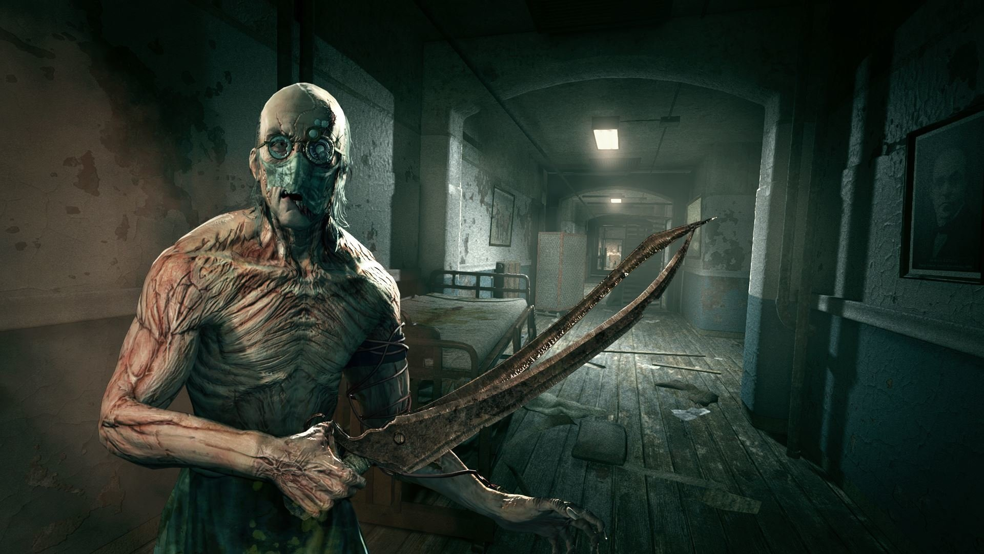 1920x1080 - Outlast HD Wallpapers 20