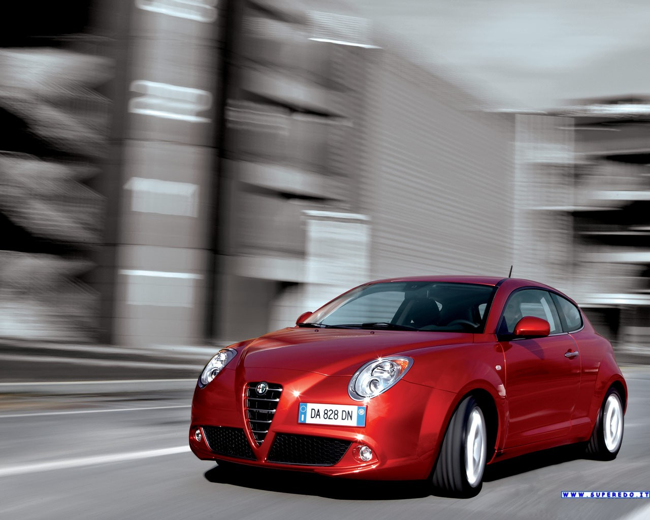 1280x1024 - Alfa Romeo 12C GTS Wallpapers 18