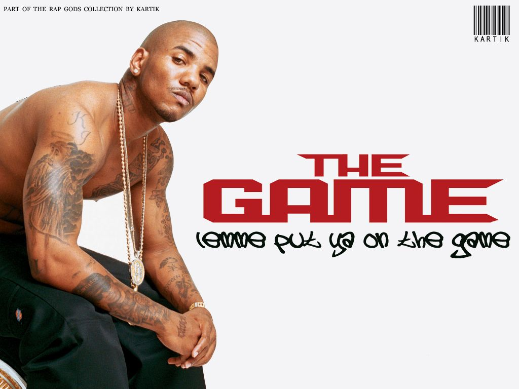 1024x768 - The Game Rapper Wallpaper 2018 19