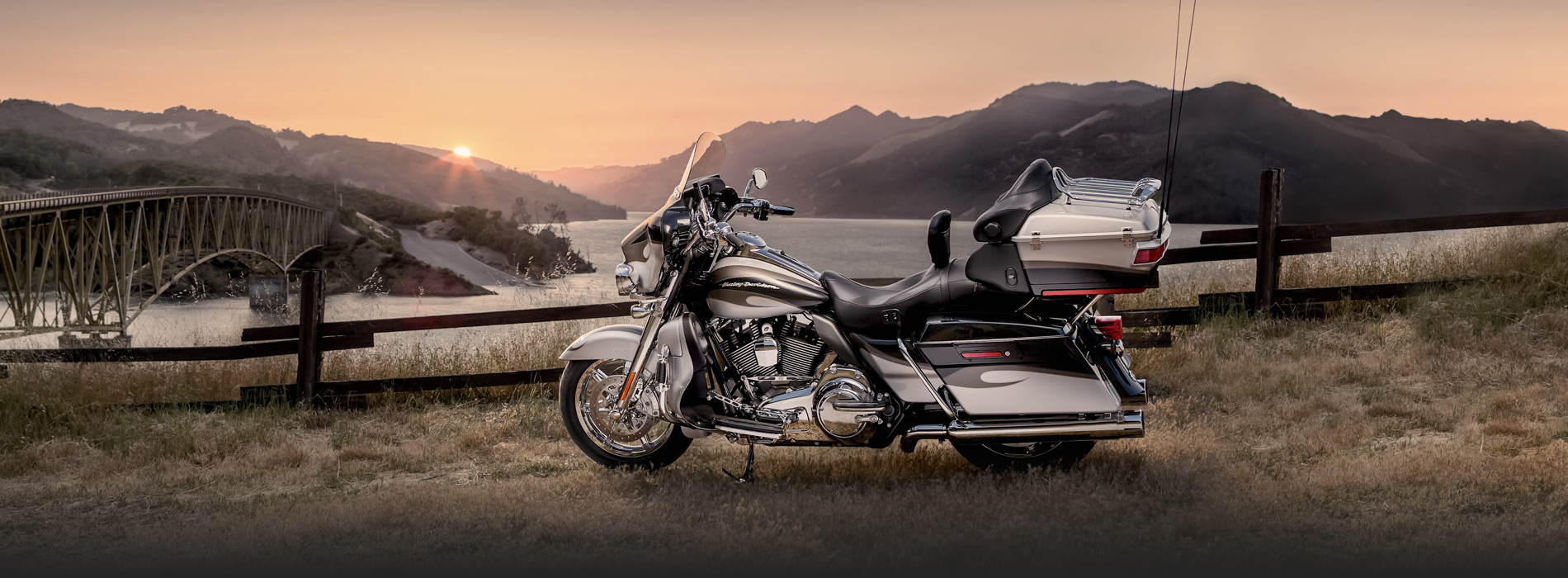 1900x700 - Harley-Davidson Electra Glide Ultra Classic Wallpapers 19