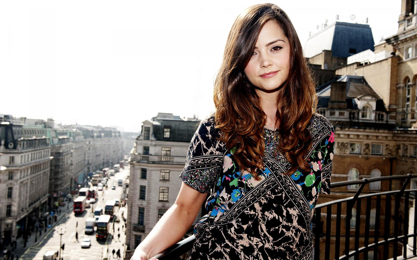 1440x900 - Jenna-Louise Coleman Wallpapers 29