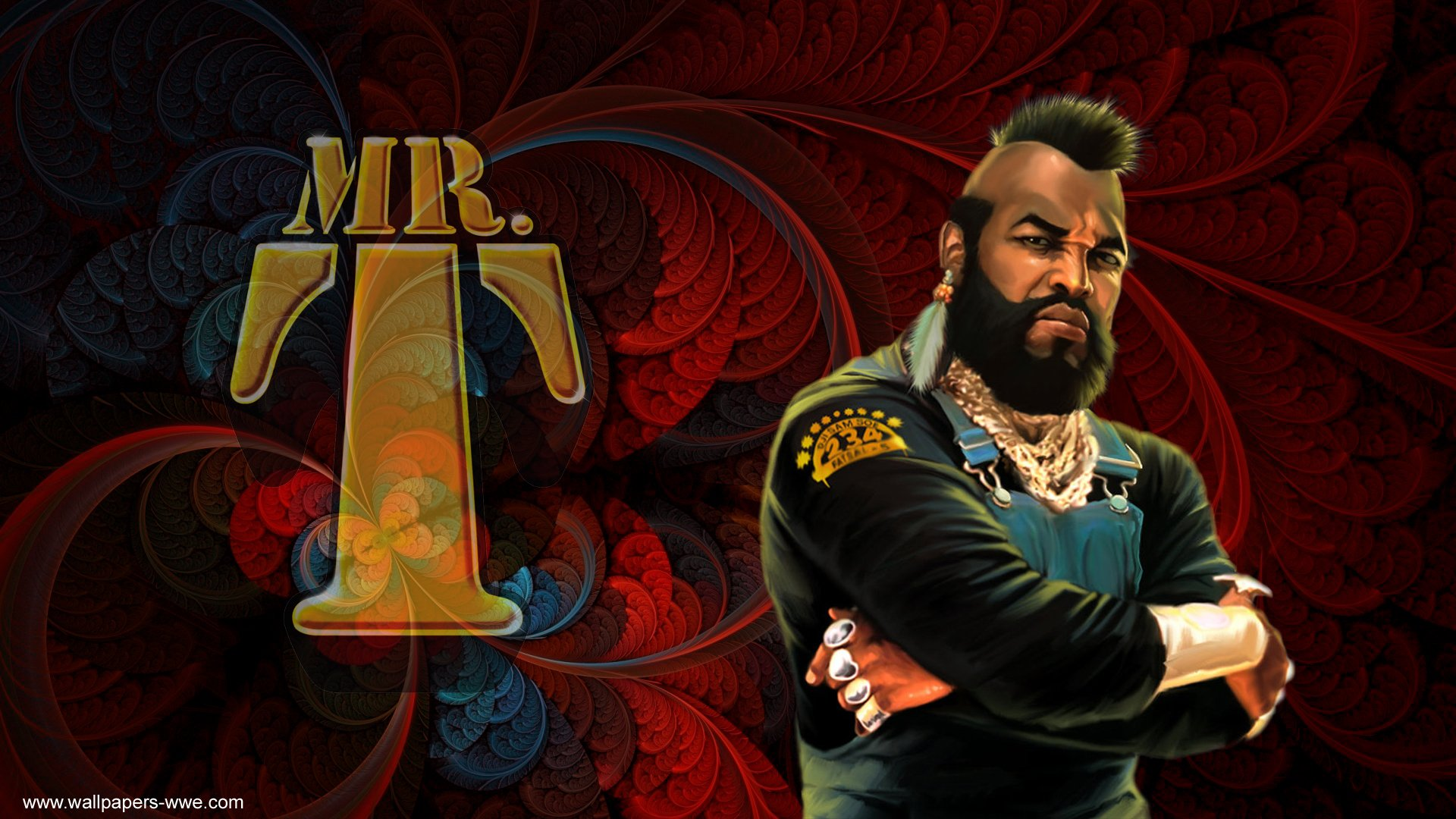 1920x1080 - Mr. T Wallpapers 4