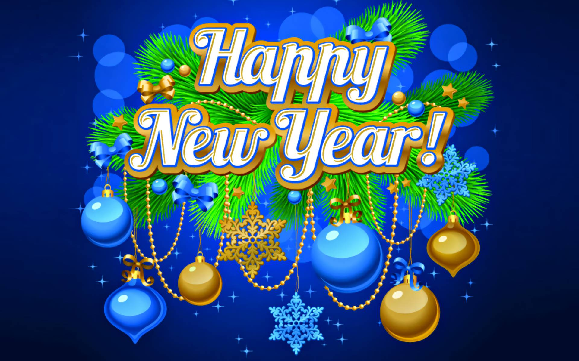 New Year Wallpapers (28 images) - DodoWallpaper.