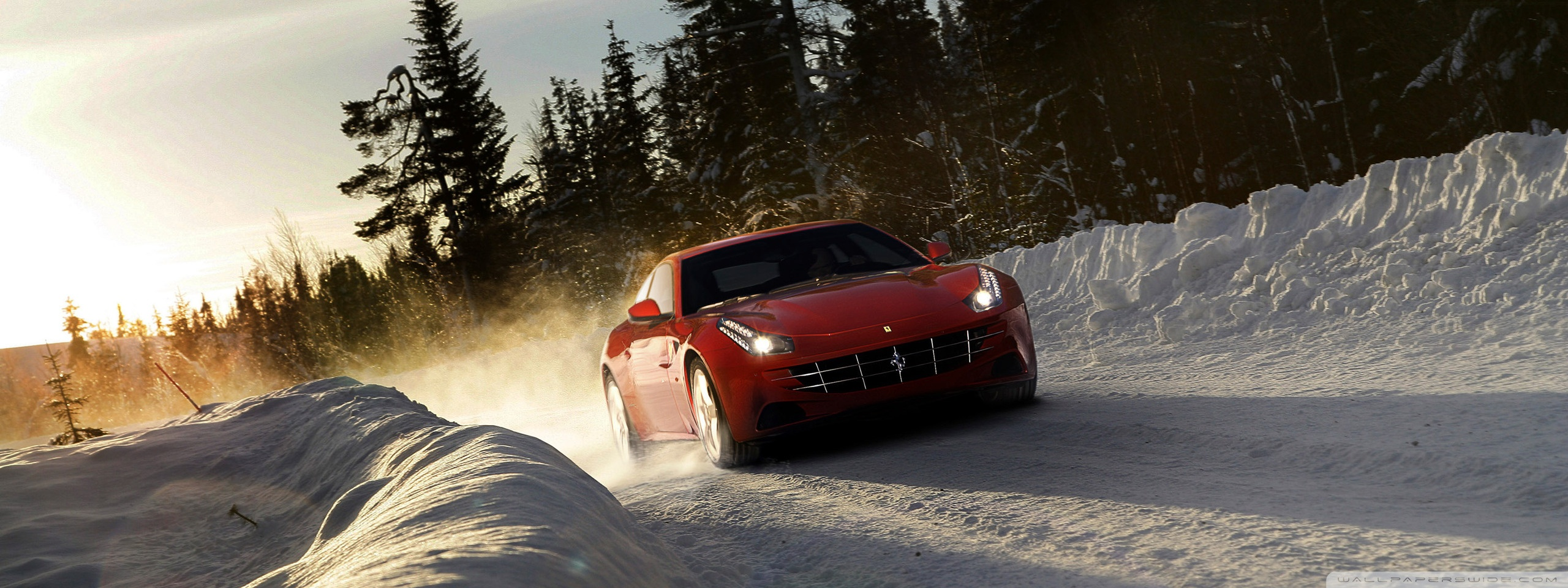2560x960 - Ferrari FF Wallpapers 6