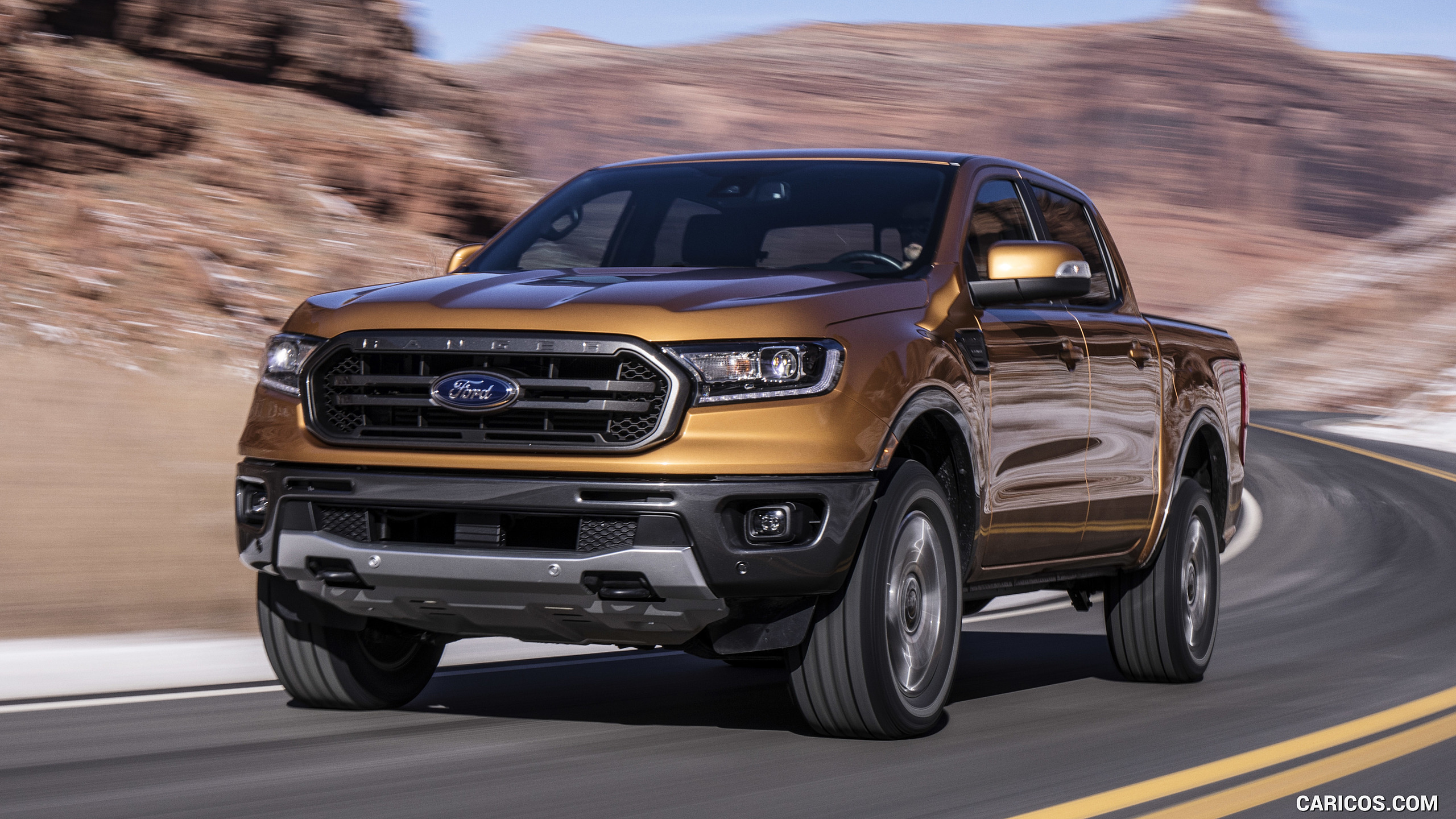 2560x1440 - Ford Ranger Wallpapers 12