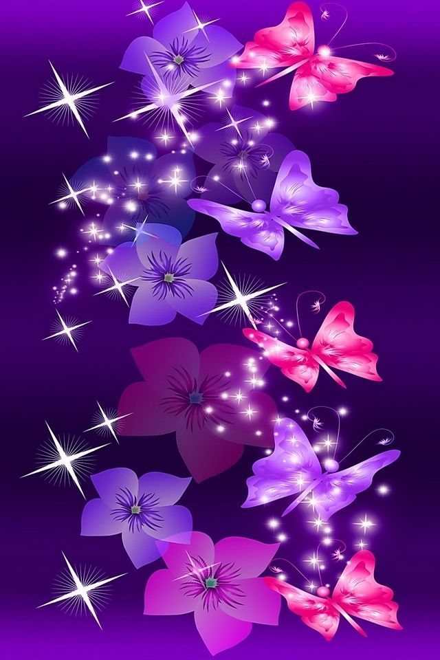 640x960 - Pretty Butterfly Backgrounds 31