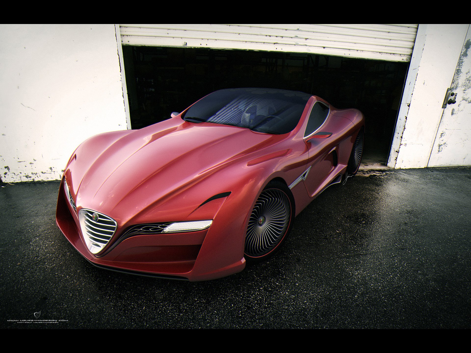 1920x1440 - Alfa Romeo 12C GTS Wallpapers 14
