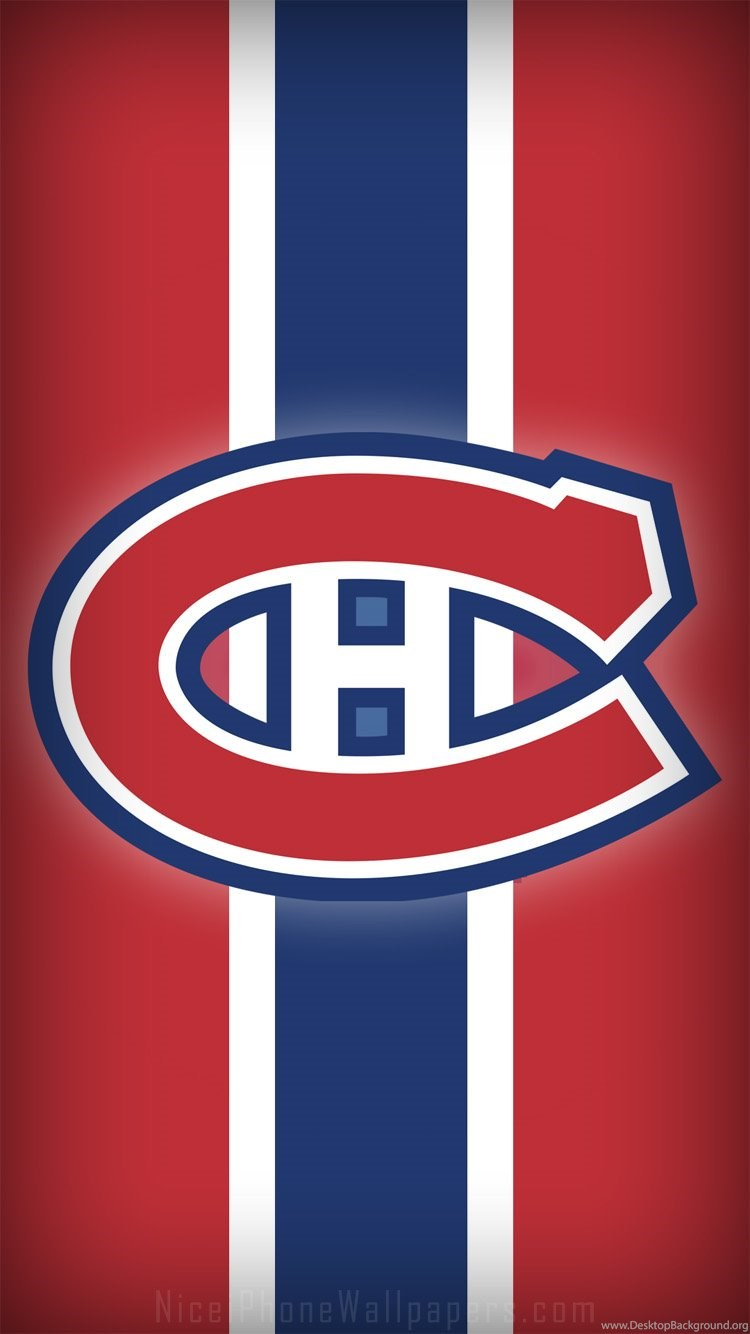 750x1334 - Montreal Canadiens Wallpapers 9