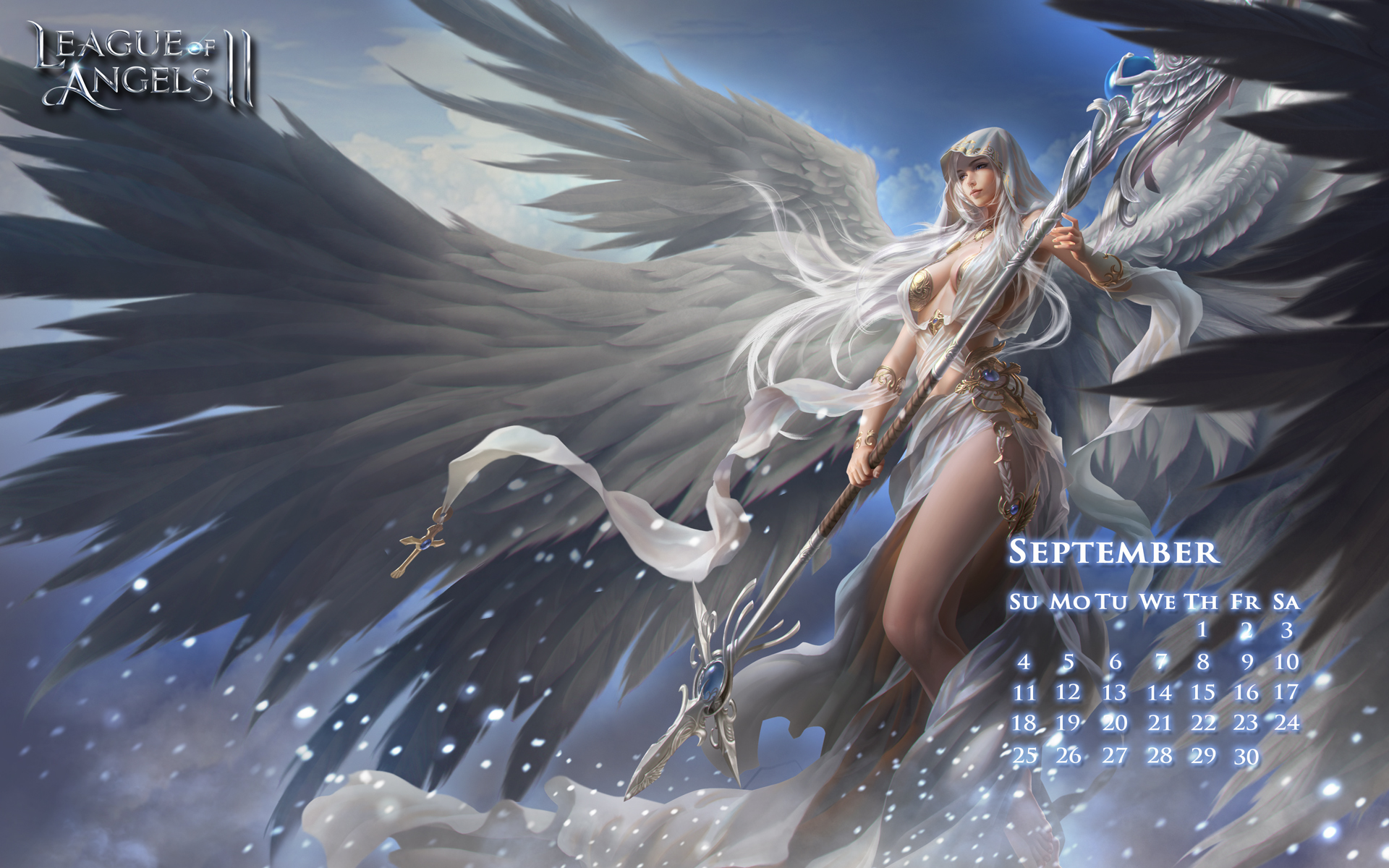 1920x1200 - League Of Angels HD Wallpapers 24