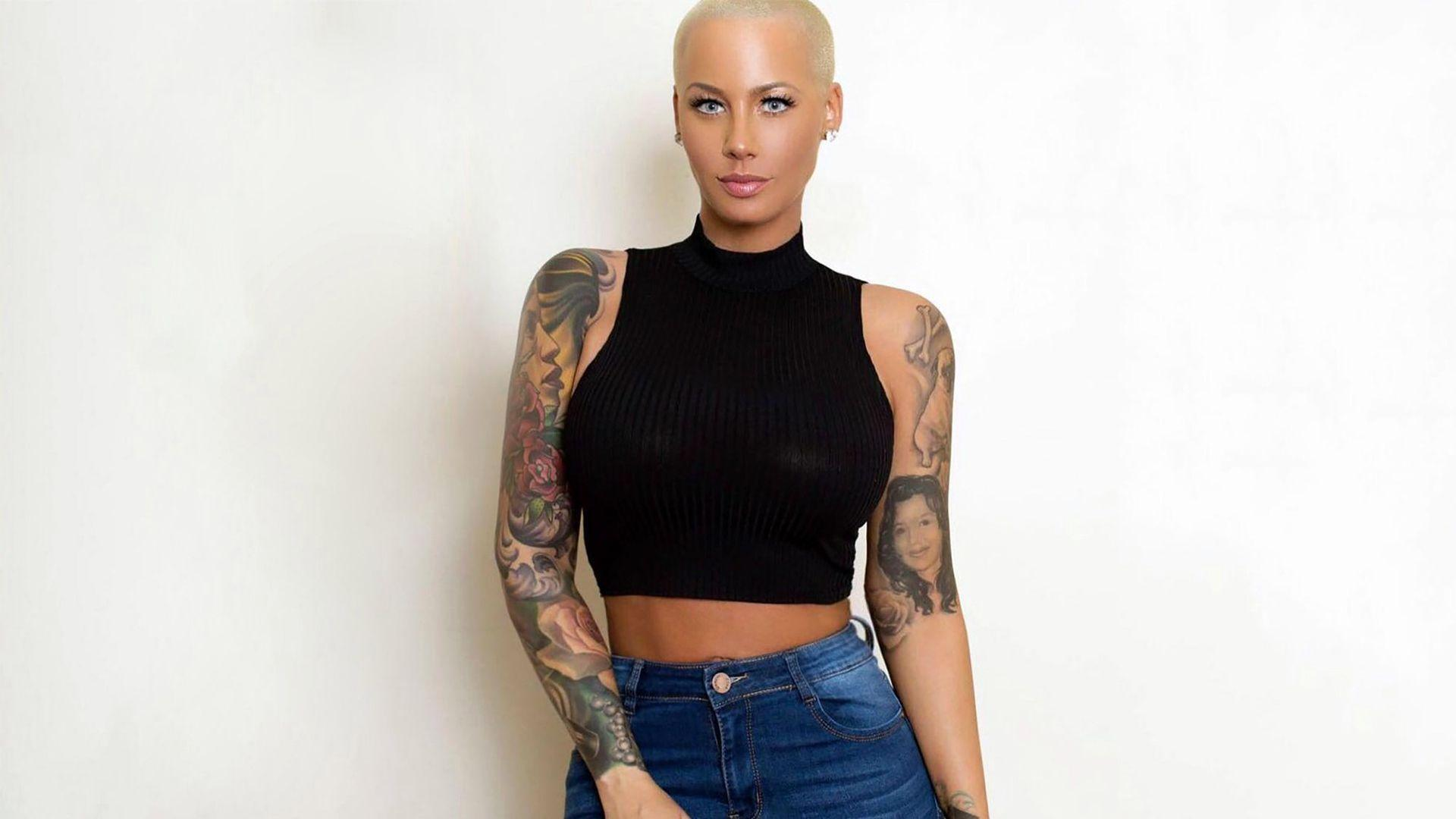 1920x1080 - Amber Rose Wallpapers 16