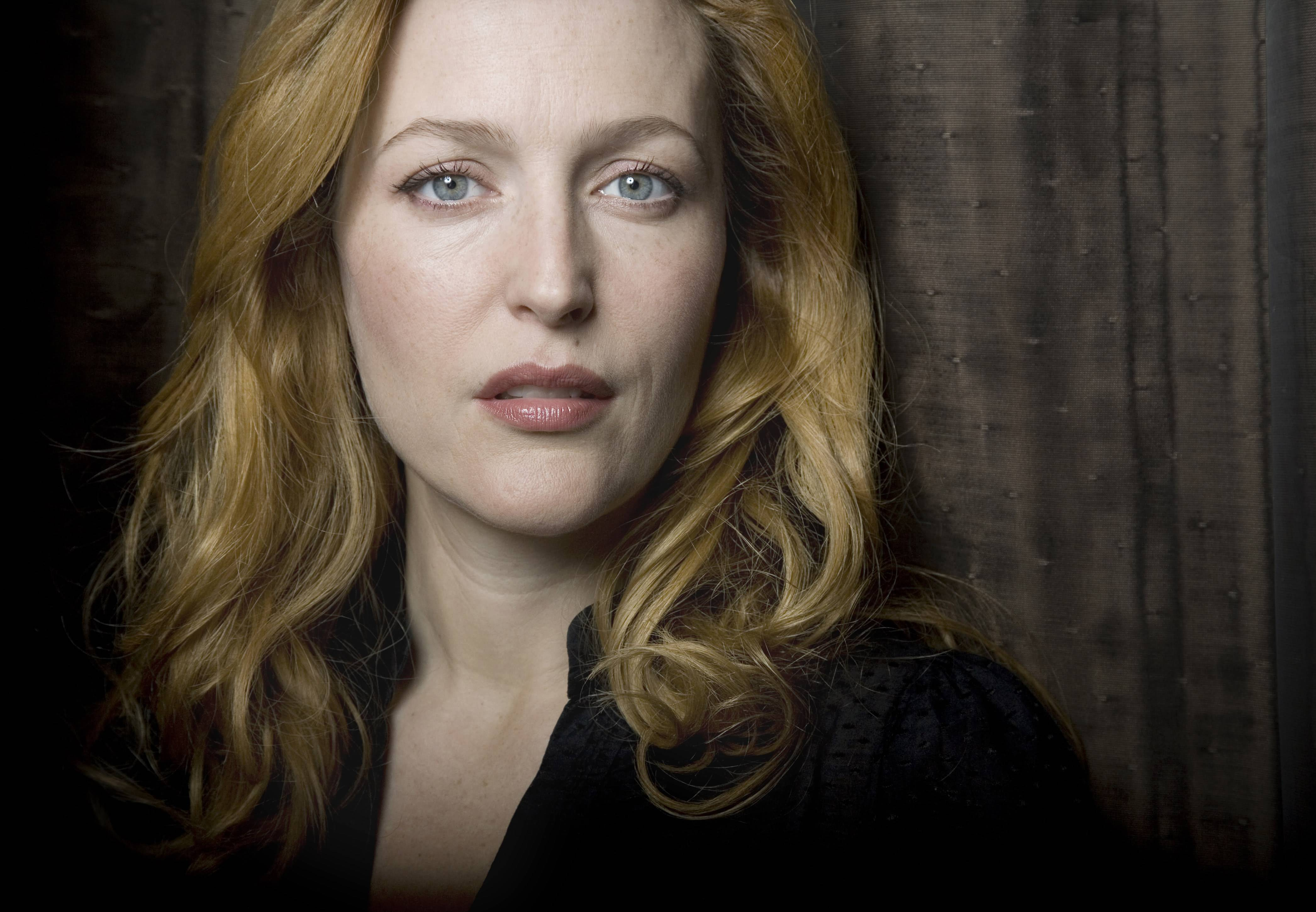 4184x2900 - Gillian Anderson Wallpapers 26