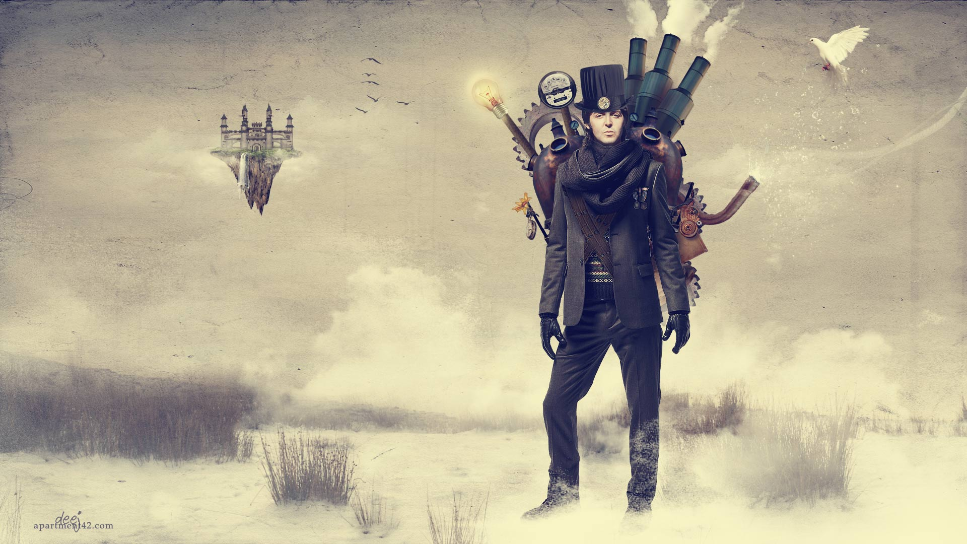 1920x1080 - Steampunk Wallpapers 12