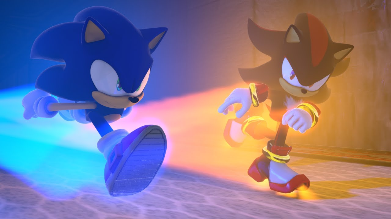 1280x720 - Sonic and Shadow 3