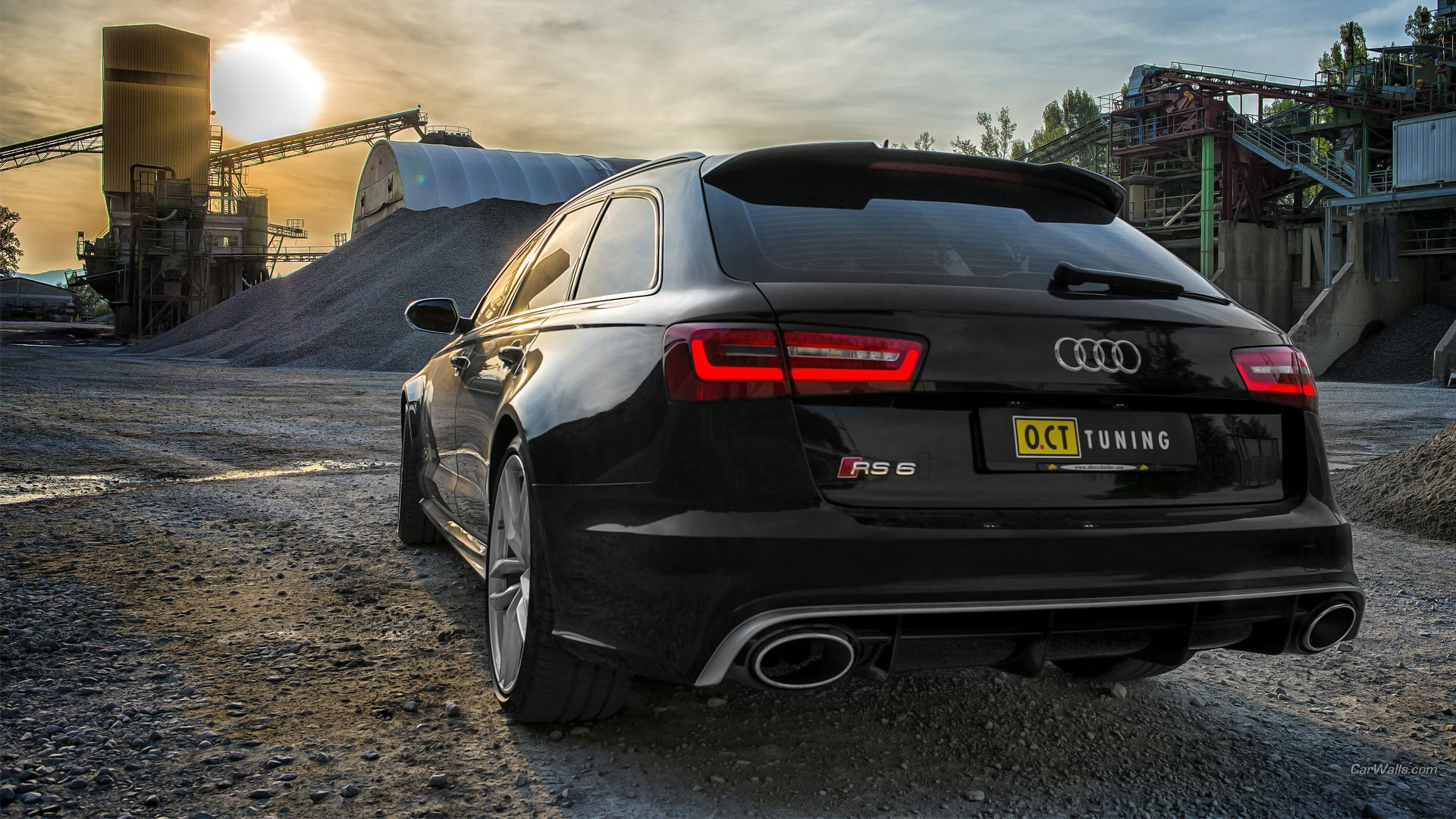 1920x1080 - Audi RS6 Wallpapers 7