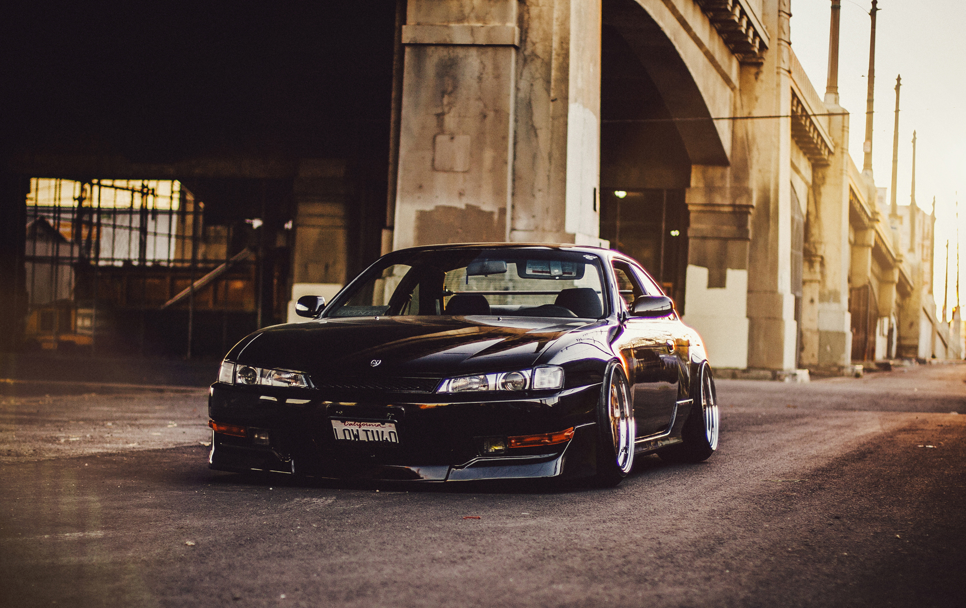 1920x1209 - Nissan Silvia S14 Wallpapers 5