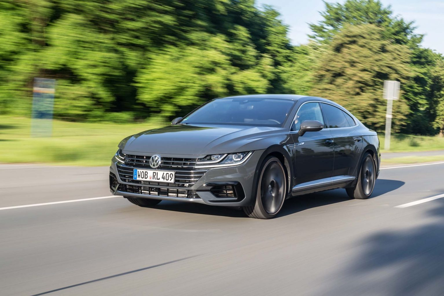 1534x1023 - Volkswagen Arteon Wallpapers 32