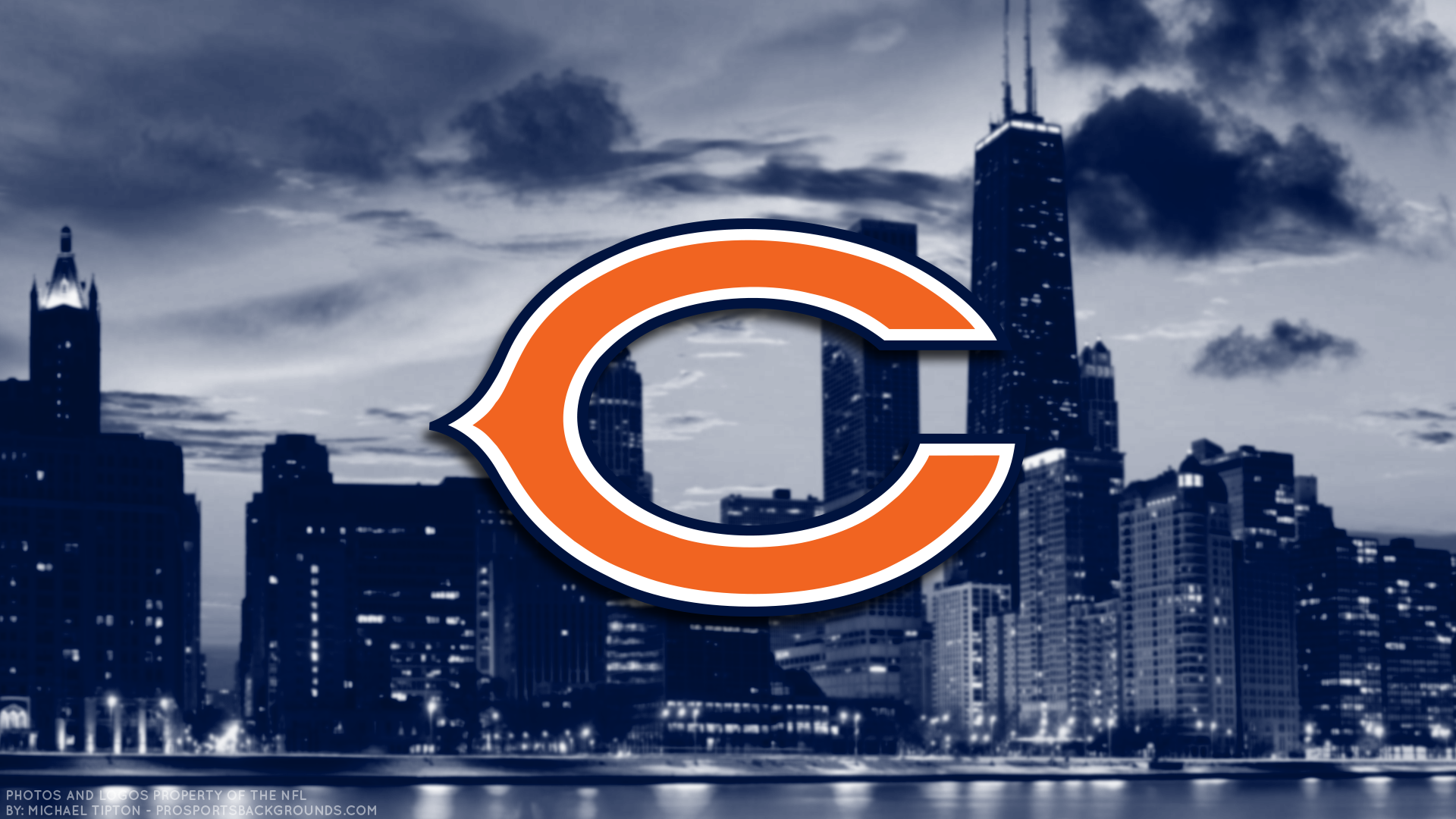 1920x1080 - Chicago Bears Wallpapers 3