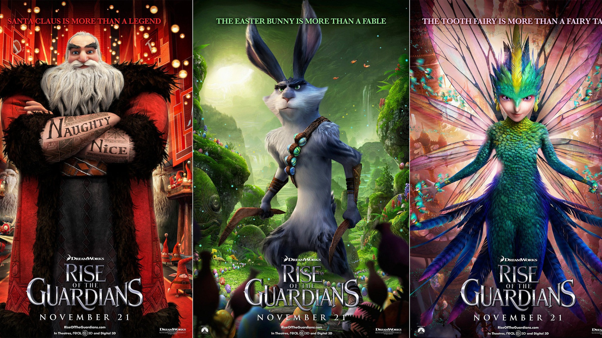 1920x1080 - Rise Of The Guardians Wallpapers 12