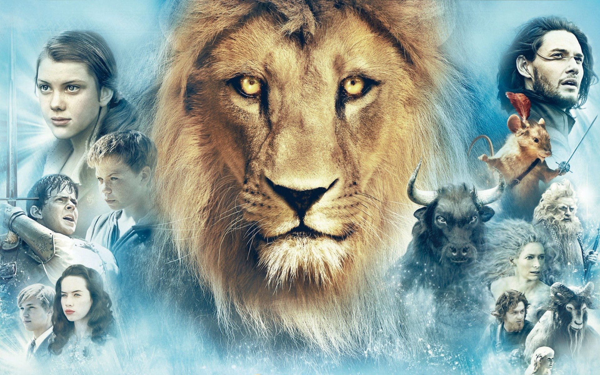 1920x1200 - The Chronicles of Narnia: The Voyage of the Dawn Treader Wallpapers 2