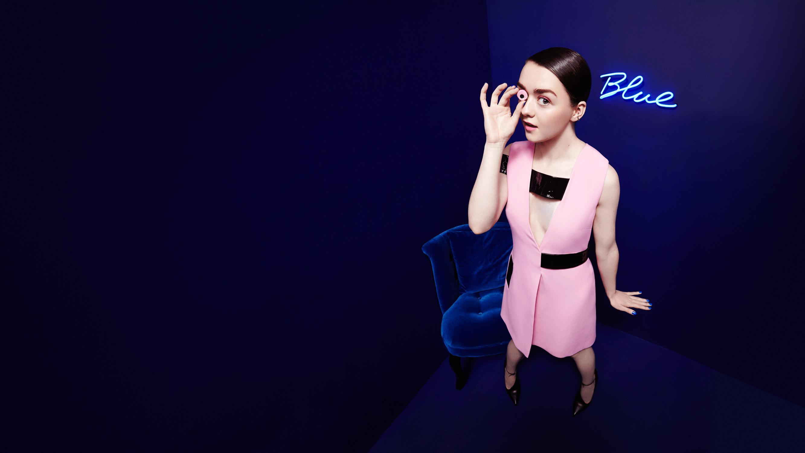 2666x1500 - Maisie Williams Wallpapers 25