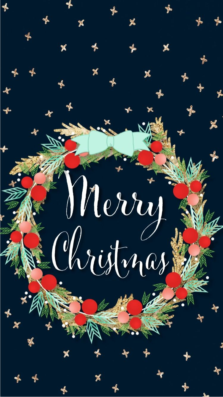 750x1334 - Wallpaper for Christmas 53