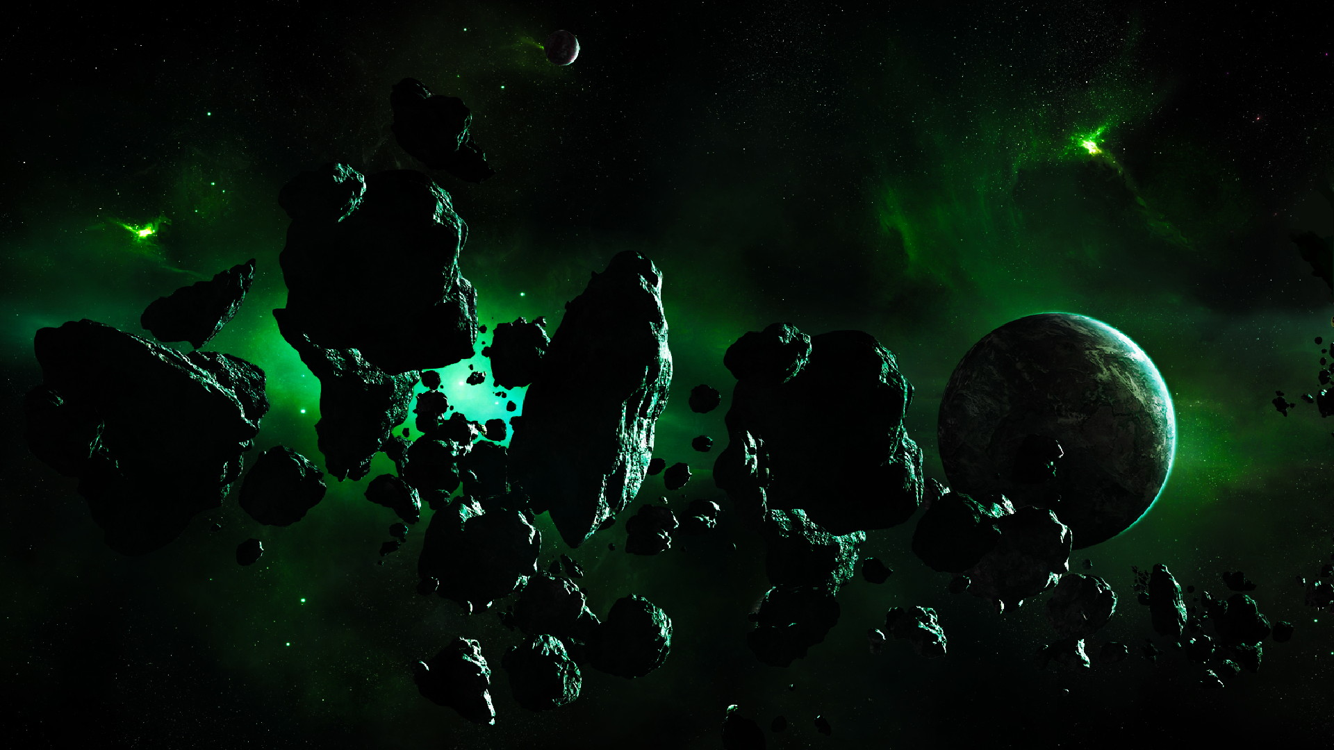 1920x1080 - Asteroid Wallpapers 25