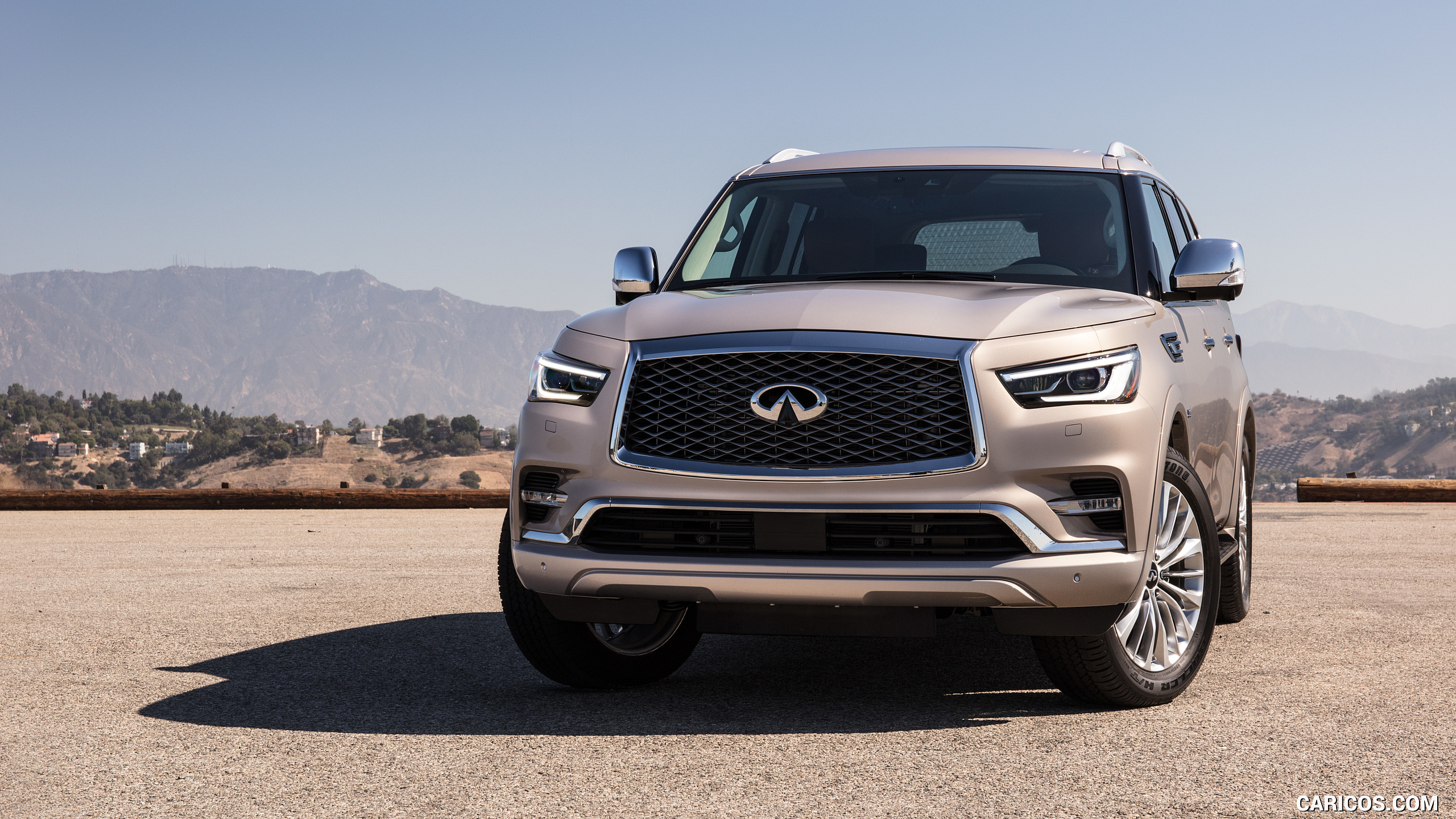 2560x1440 - Infiniti QX80 Wallpapers 2