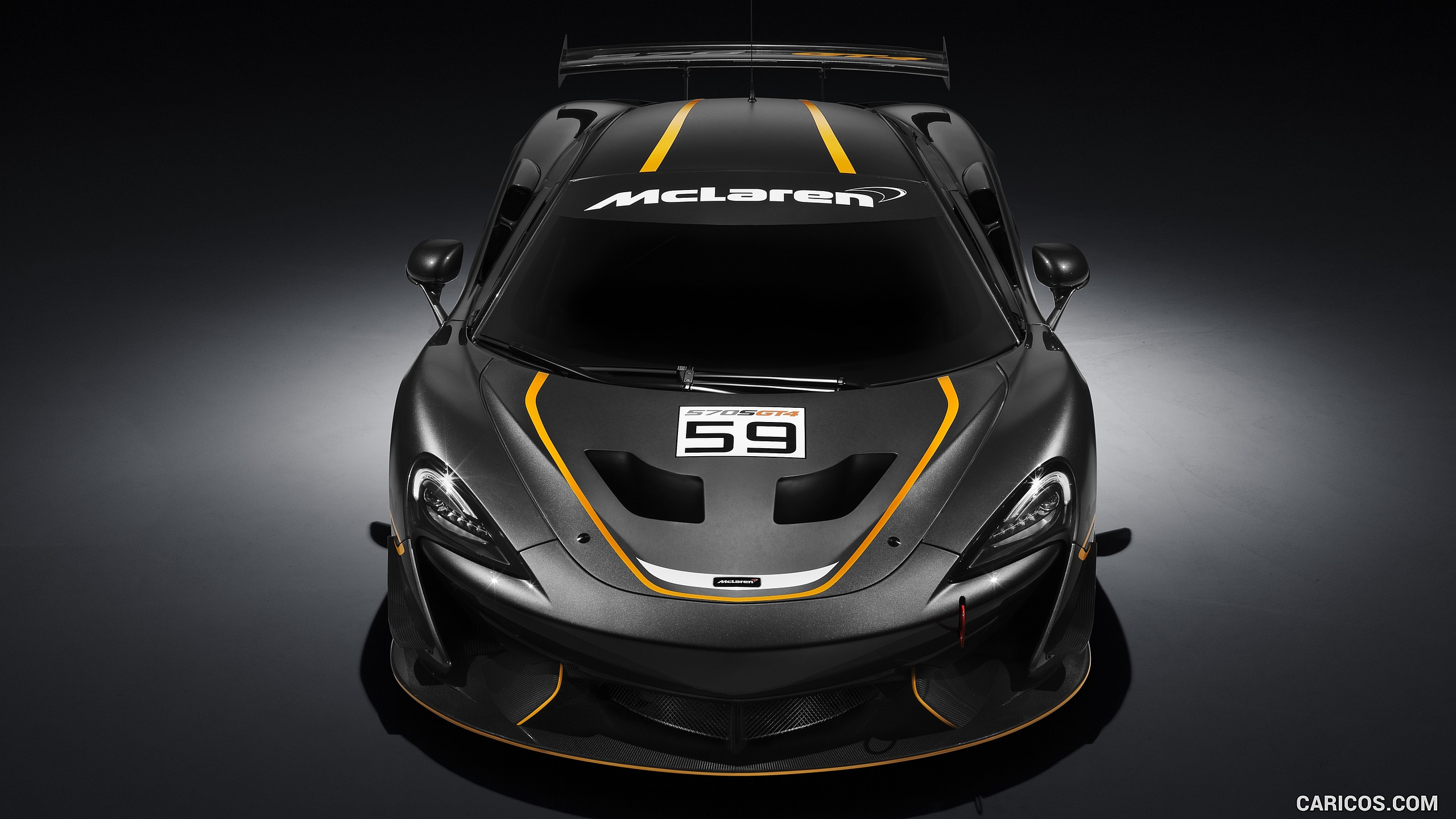 2560x1440 - McLaren 570S GT4 Wallpapers 6