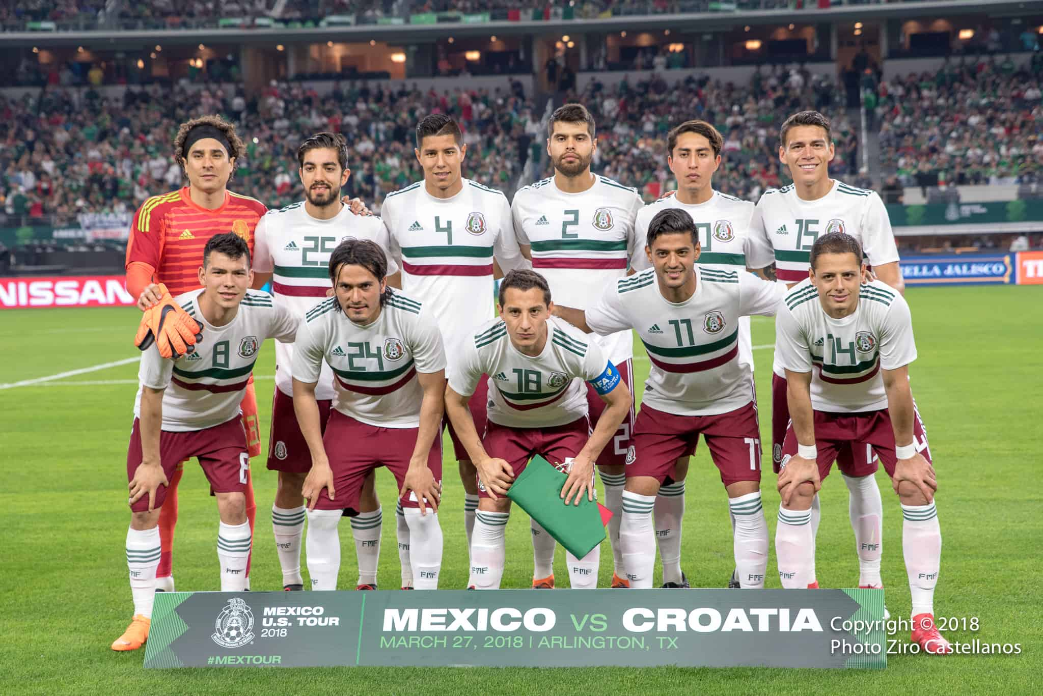 2048x1367 - Mexican Soccer Team 2018 14