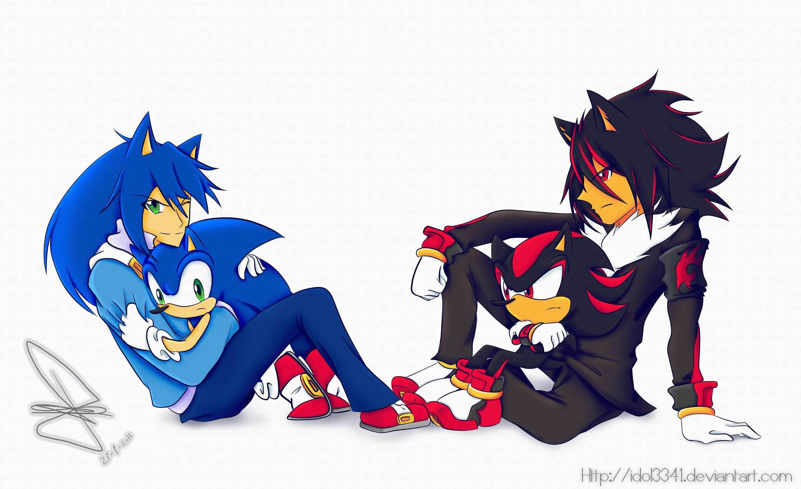 2560x1564 - Sonic and Shadow 31
