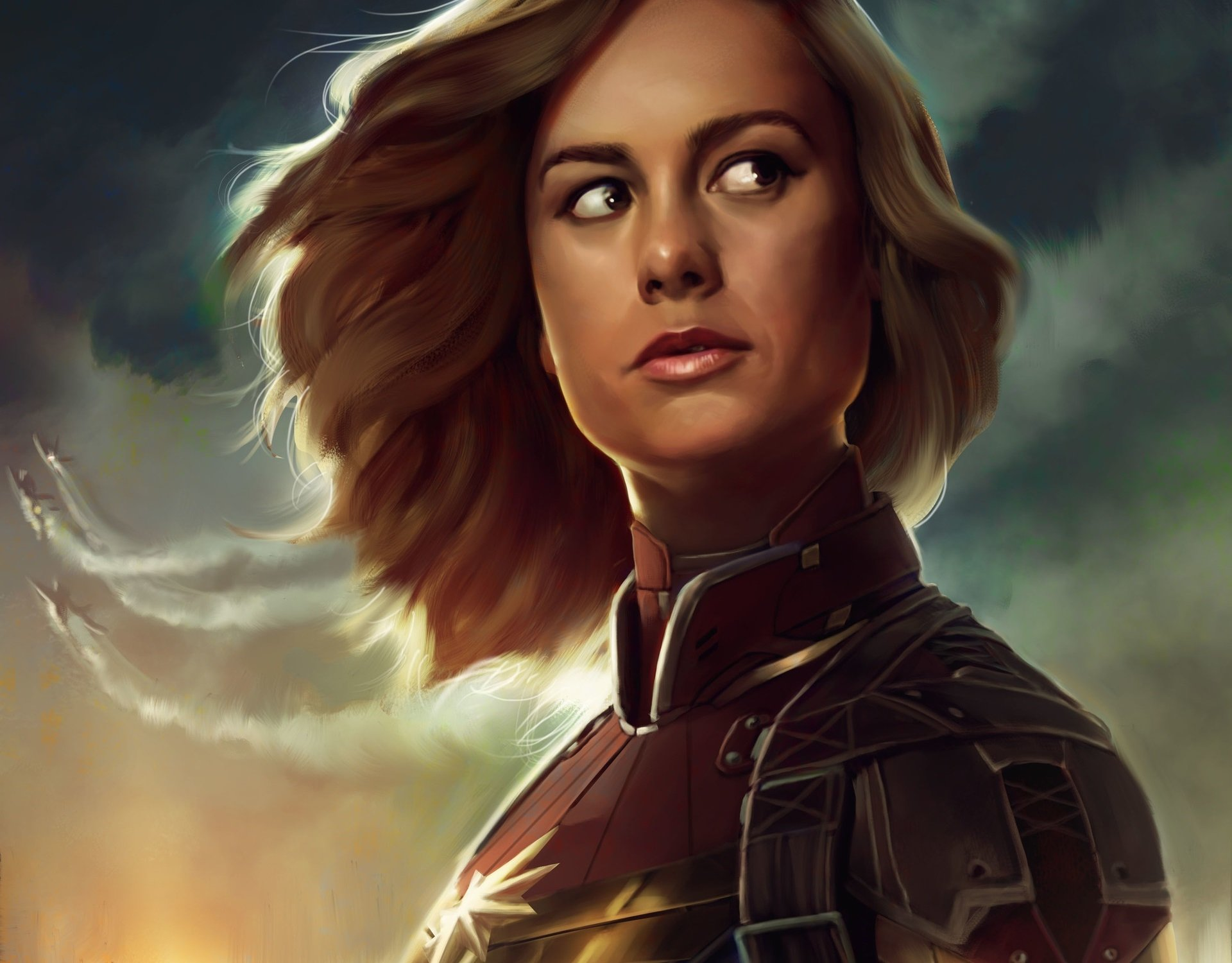 1920x1500 - Brie Larson Wallpapers 30