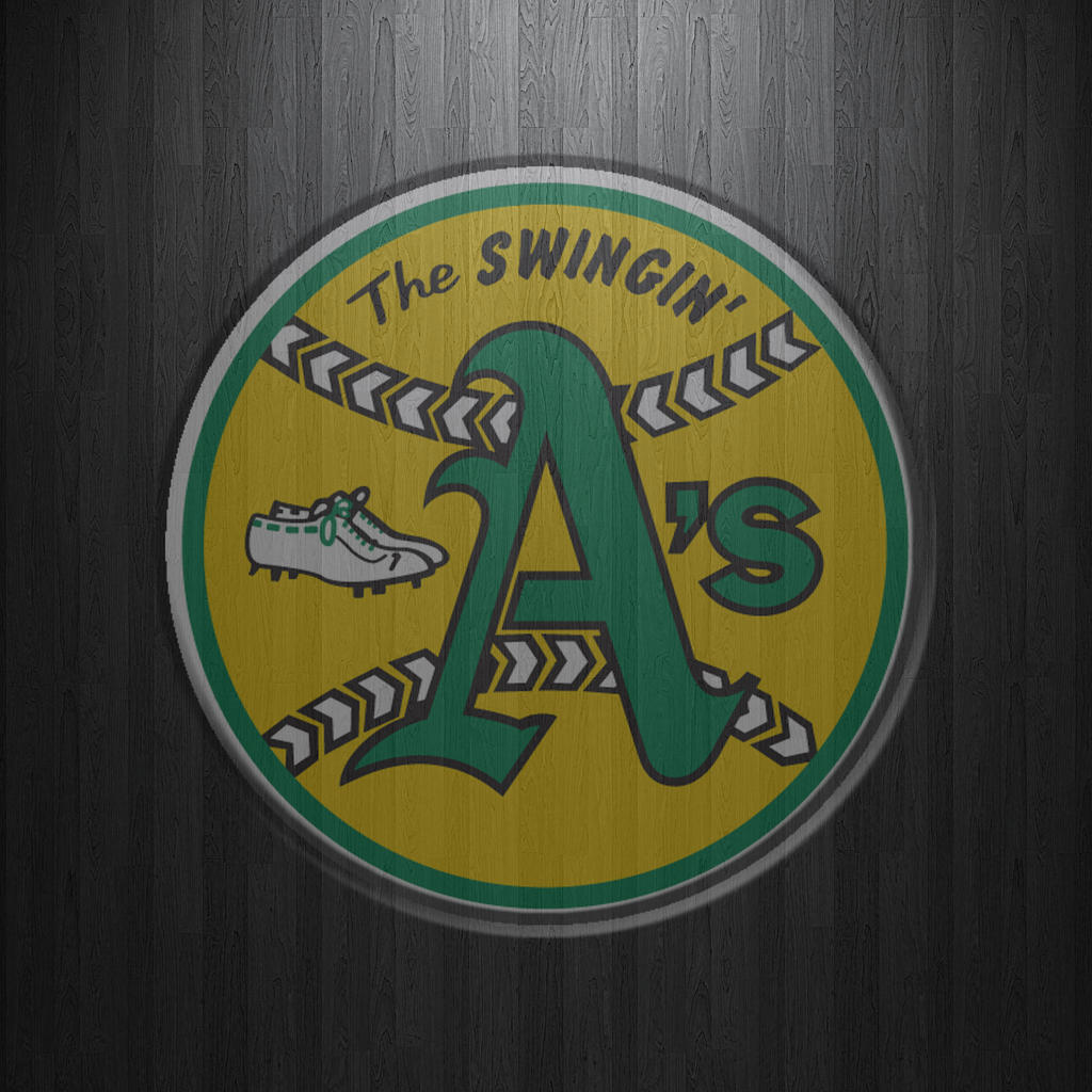 1024x1024 - Oakland Athletics Wallpapers 11