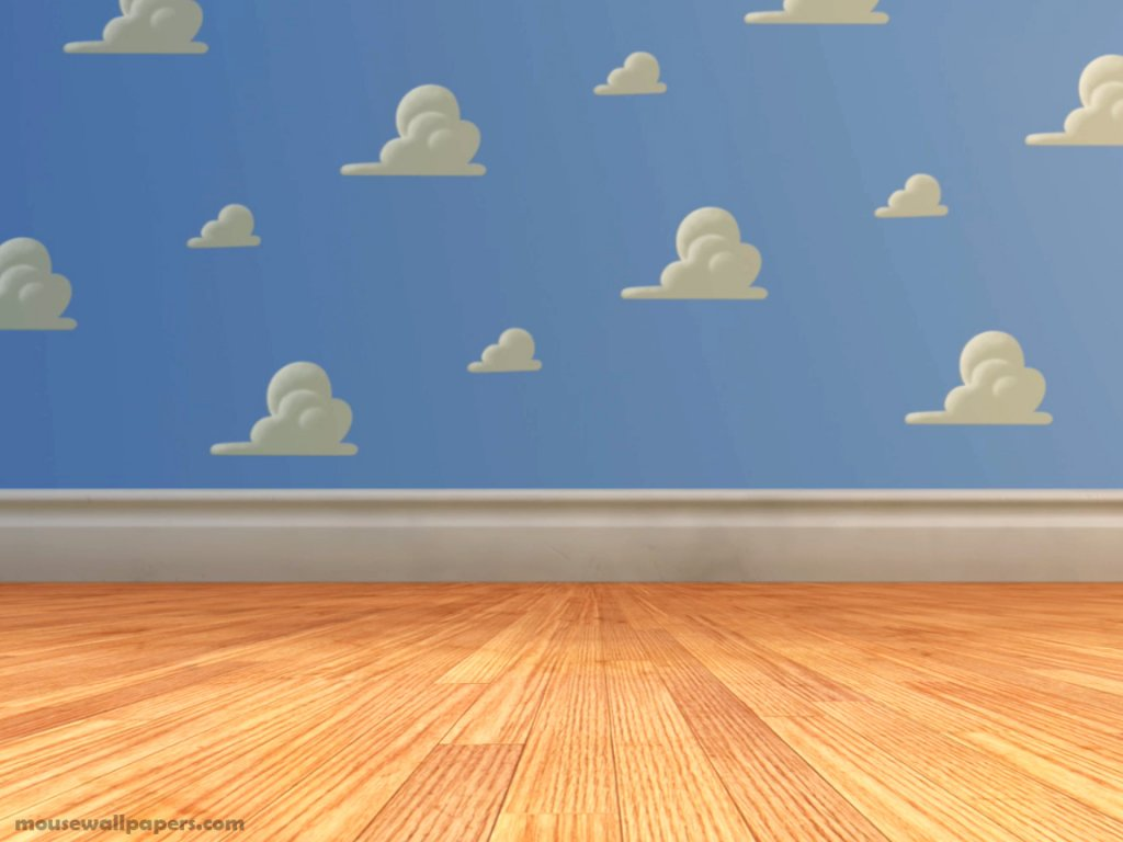 1024x768 - Andys Wallpaper Toy Story 10