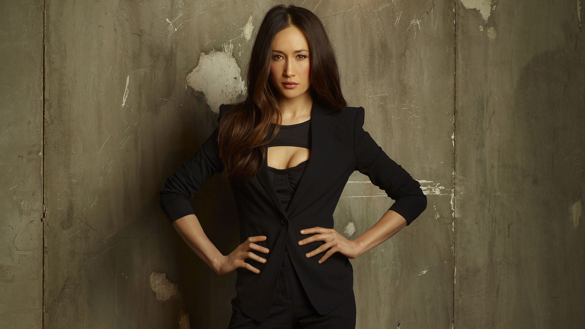 1920x1080 - Maggie Q Wallpapers 13