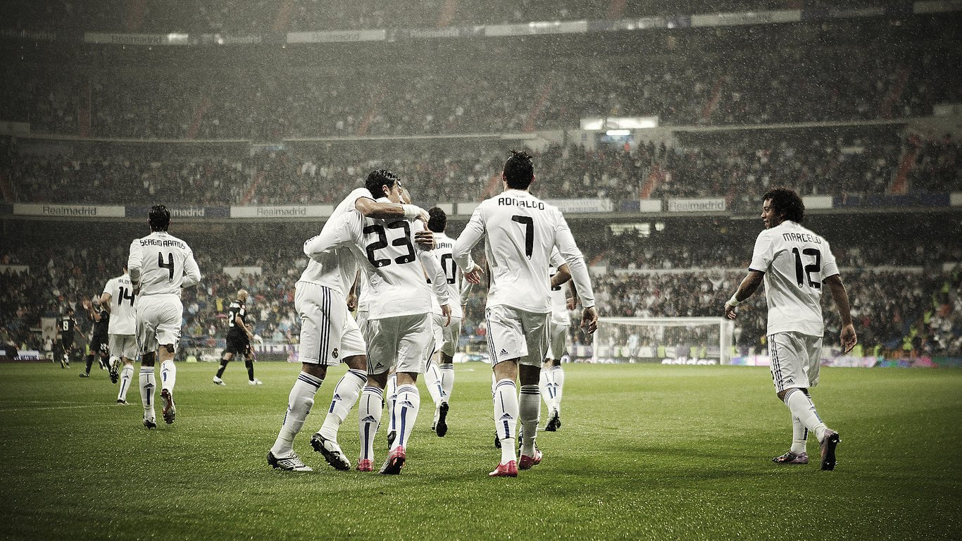 1366x768 - Real Madrid Castilla Wallpapers 21