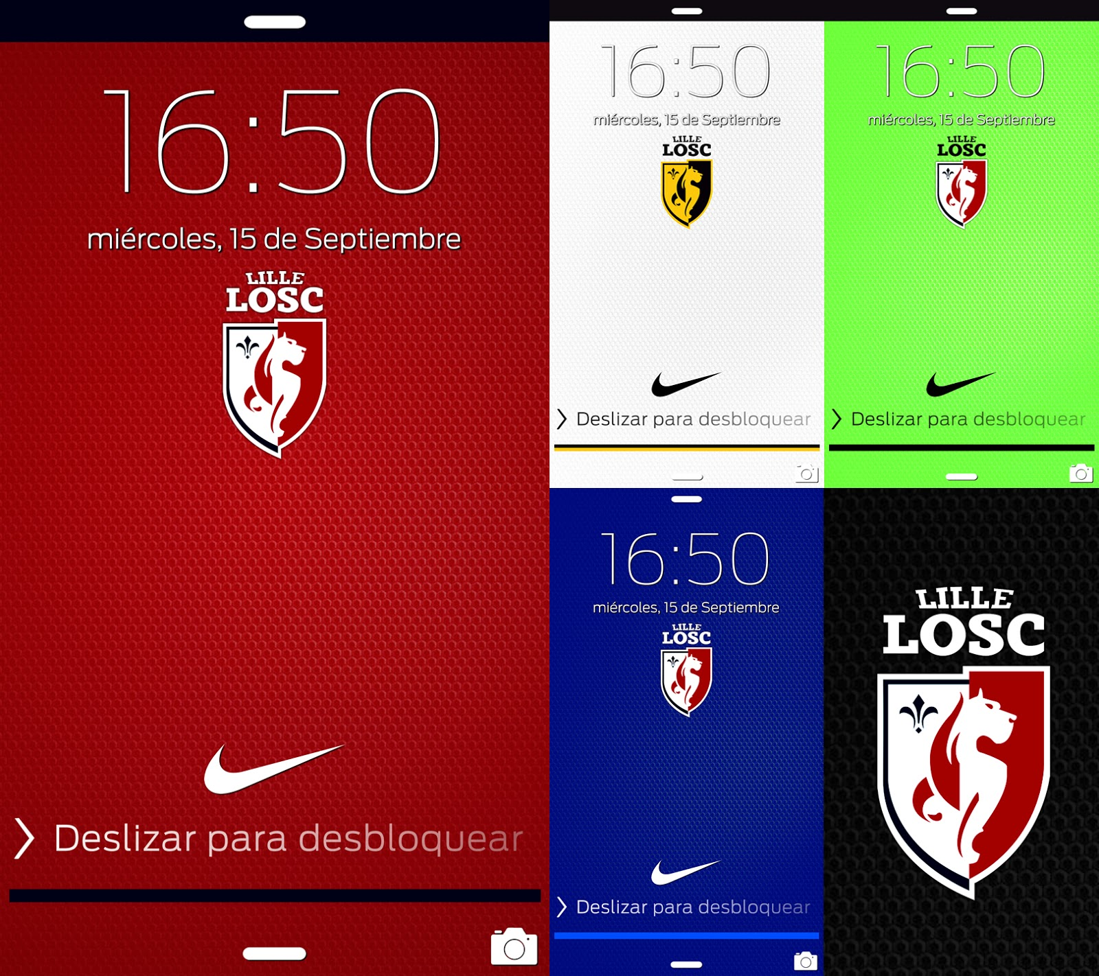 1600x1422 - Lille OSC Wallpapers 4