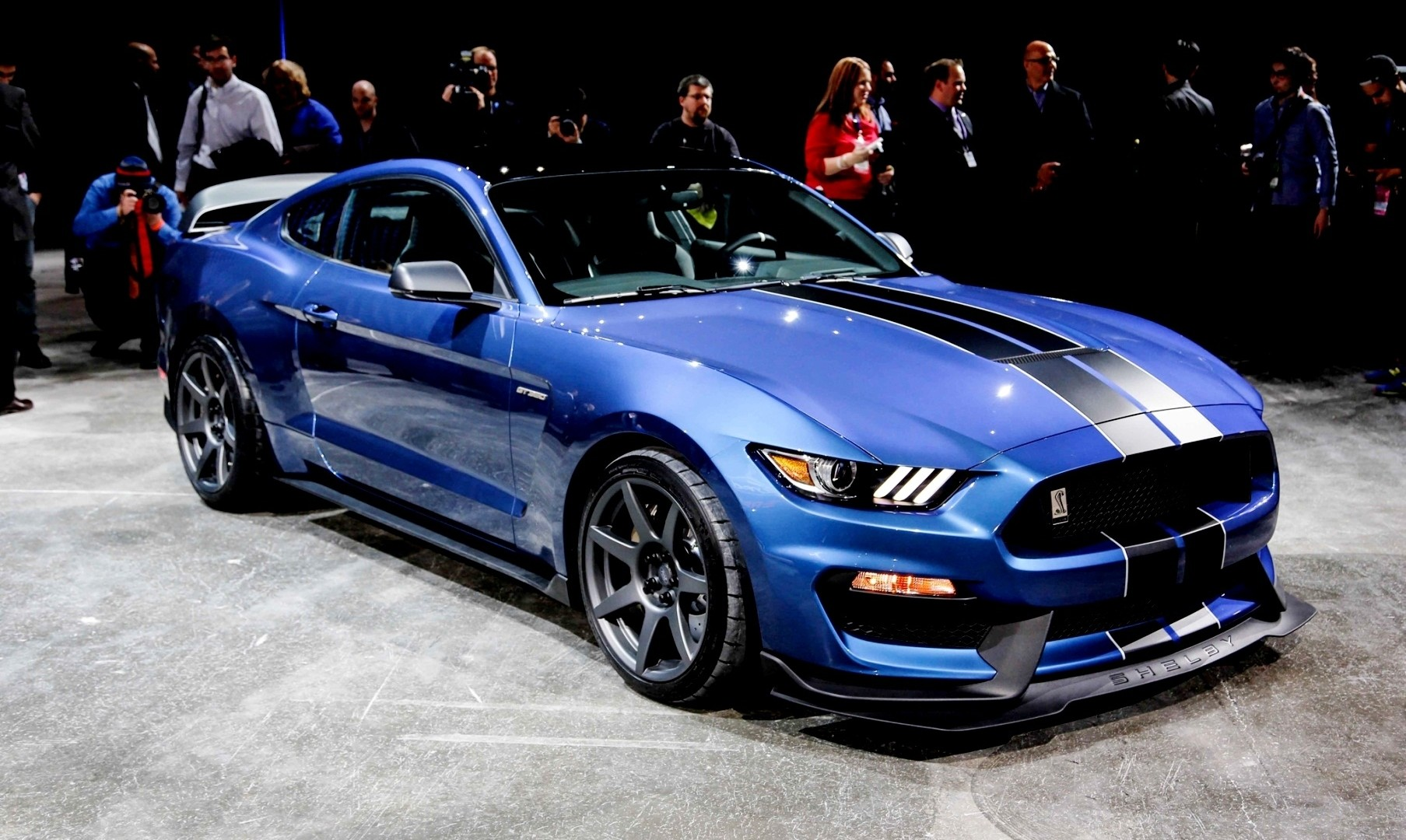 1807x1080 - Shelby Mustang GT 350 Wallpapers 10