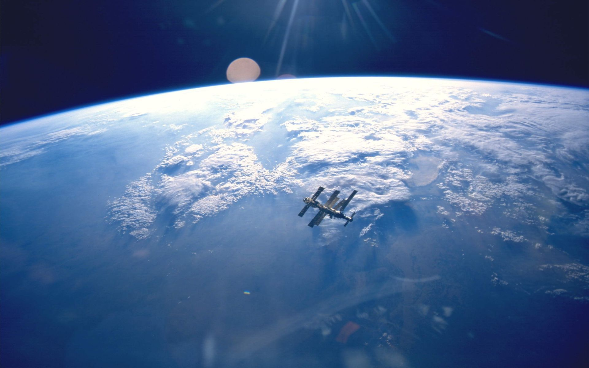 1920x1200 - Space Station Wallpapers 24