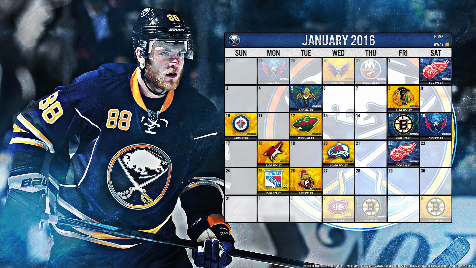 1920x1080 - Buffalo Sabres Wallpapers 5
