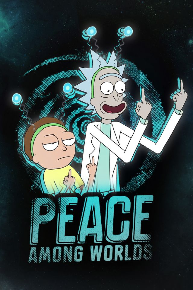 Rick And Morty Wallpapers 31 Images Dodowallpaper