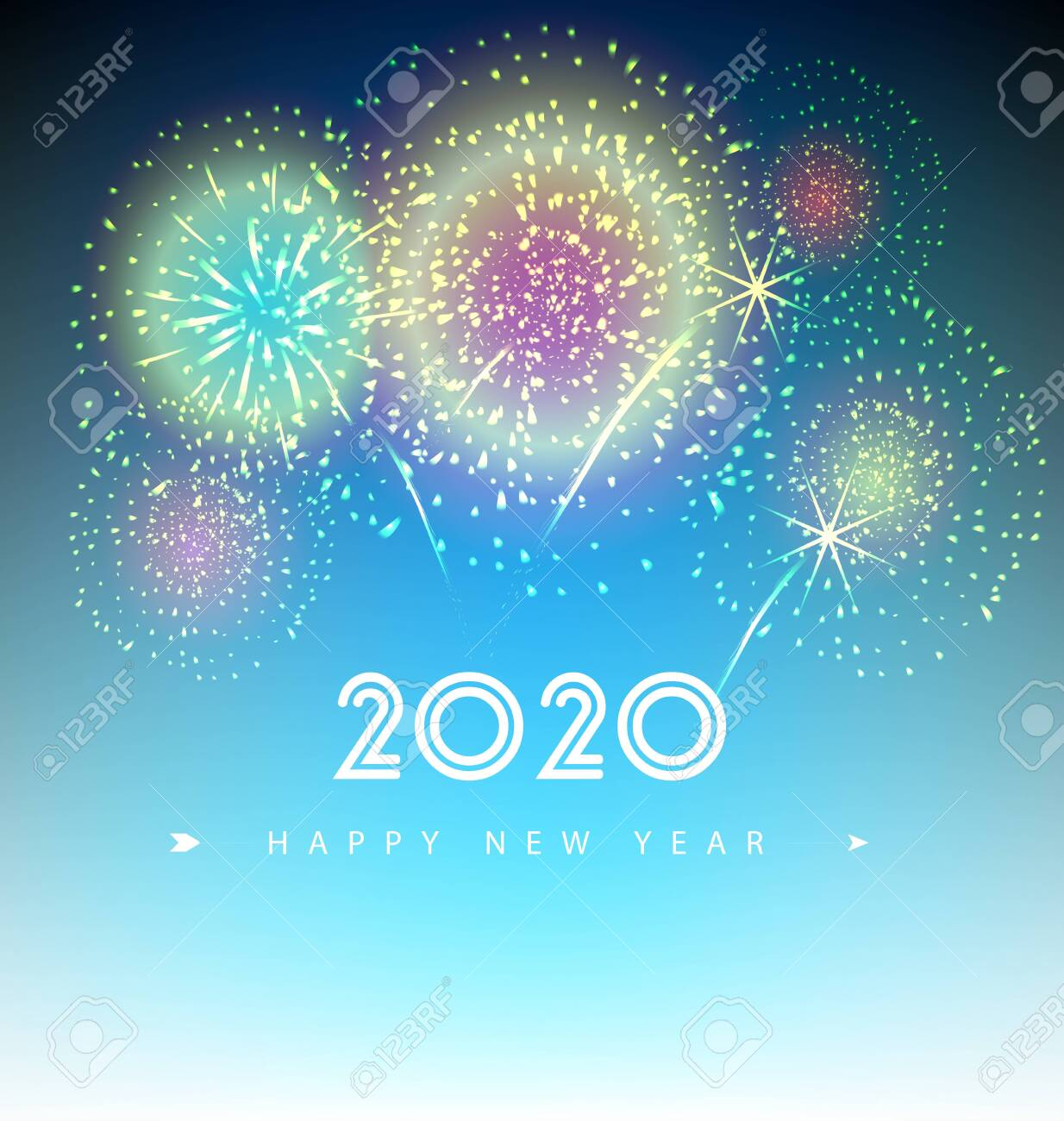 1234x1300 - Happy New Year Backgrounds 3
