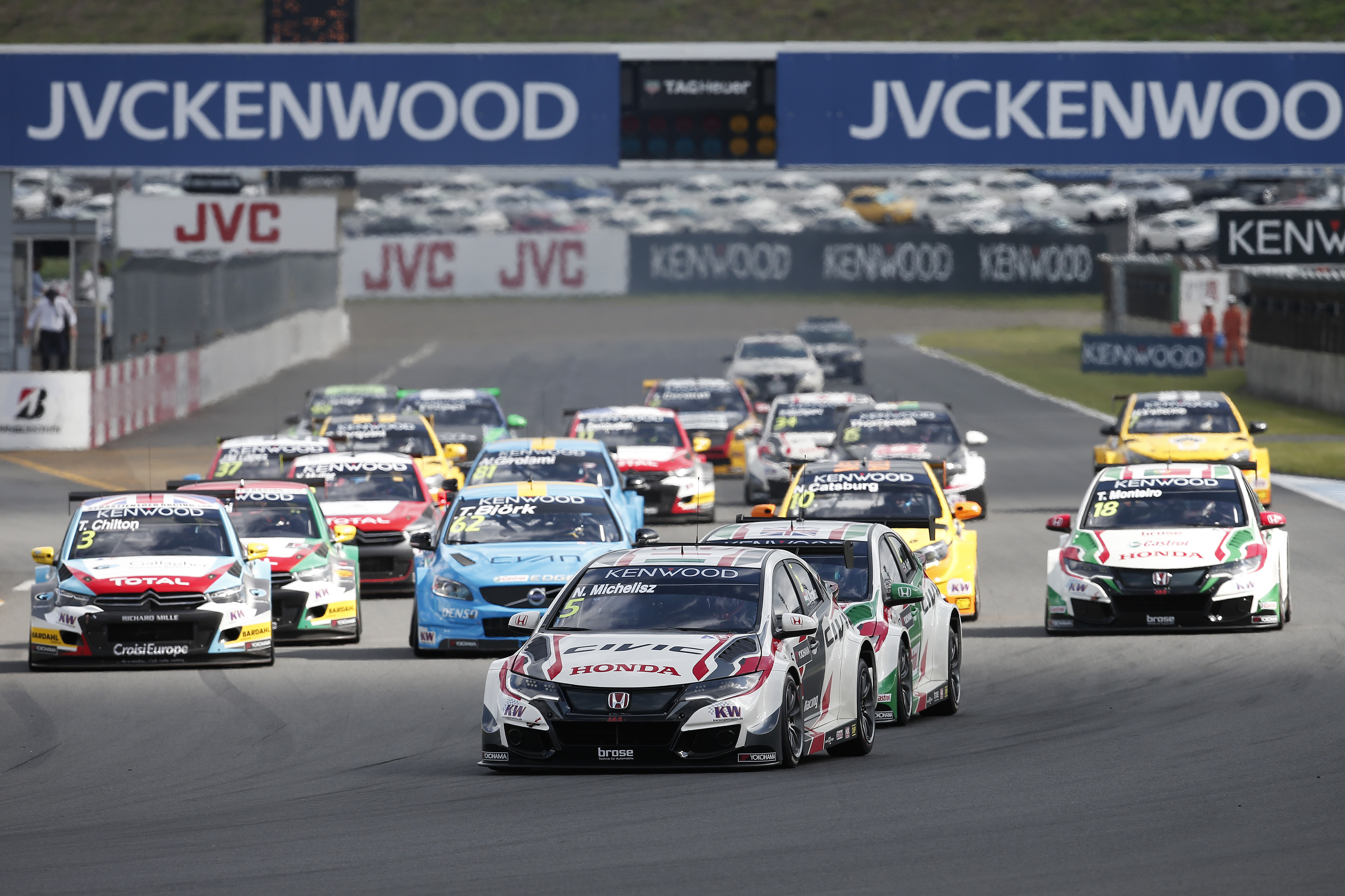 4500x2999 - WTCC Racing Wallpapers 9