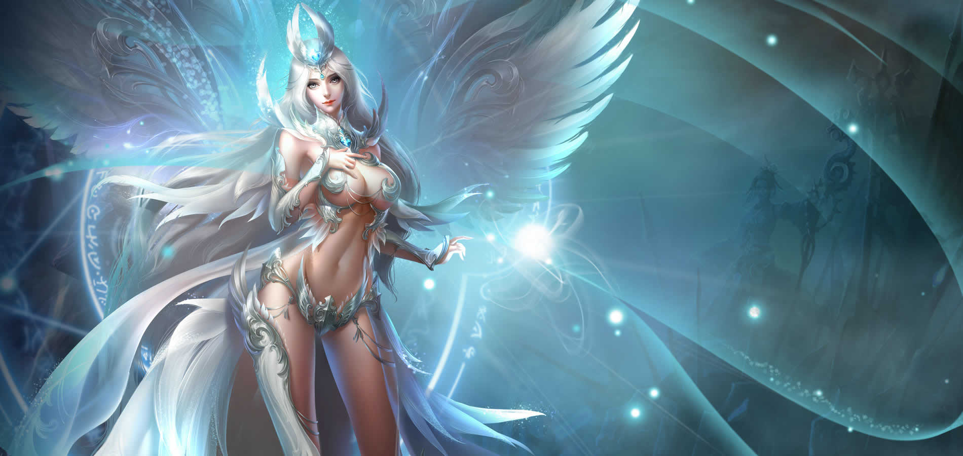 1900x900 - League Of Angels HD Wallpapers 23