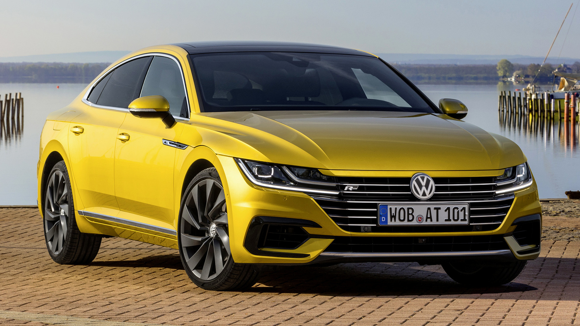 1920x1080 - Volkswagen Arteon Wallpapers 11